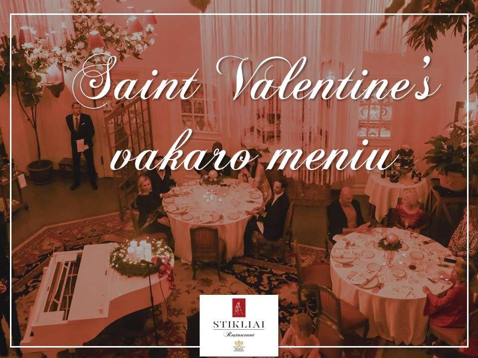 Romantiškasis Vakaras Restorane 2018 02 14