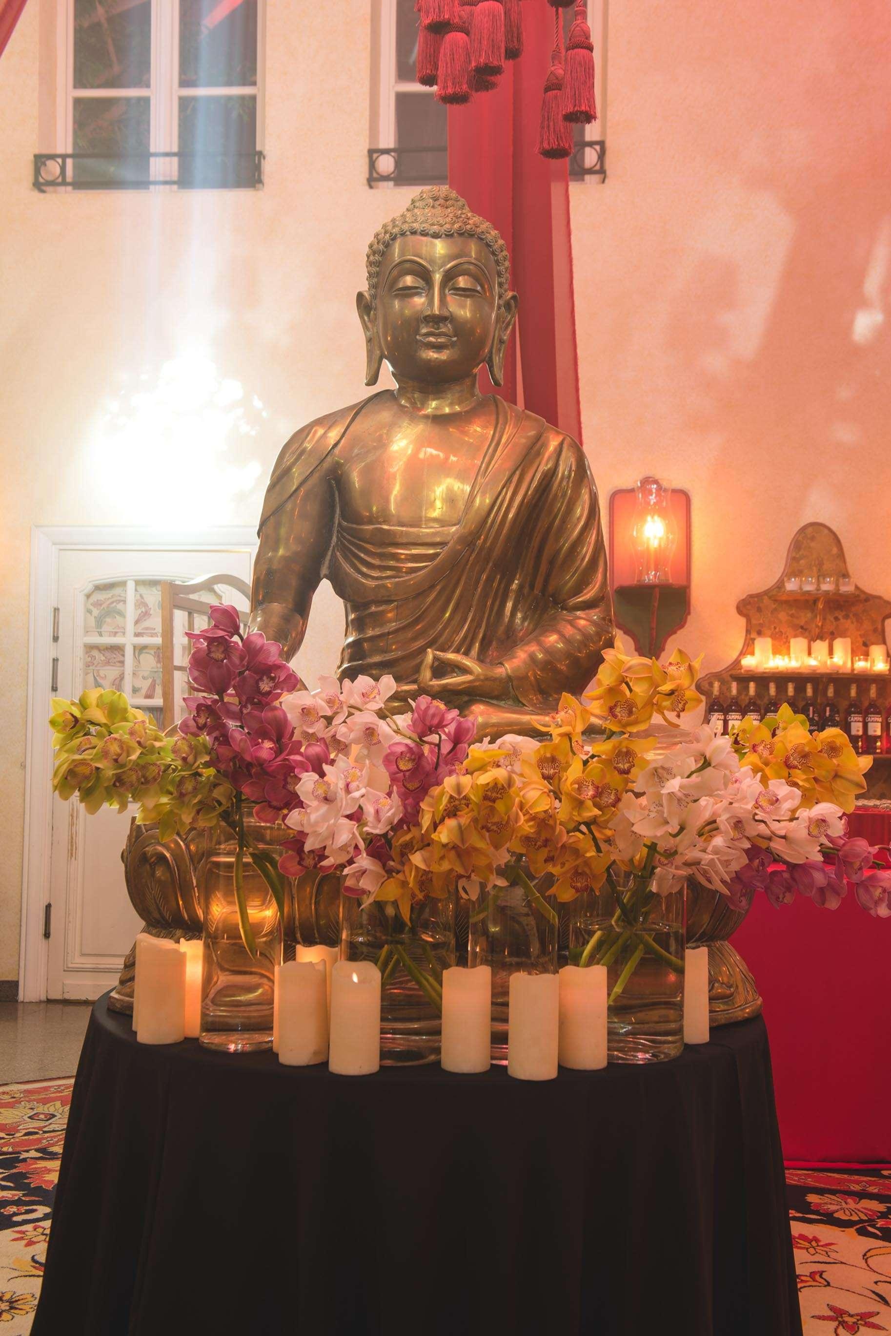 Naktis su Rezidentu Sam Popat Dj Buddha Bar Paris